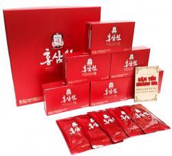 Nước hồng sâm Hàn Quốc KGC 100% hộp 30 gói