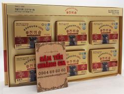 Viên tinh dầu thông đỏ Hàn Quốc Cheon Bi Sol hộp 180 viên