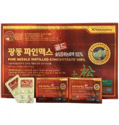 Viên tinh dầu thông đỏ Kwangdong 120 viên cao cấp