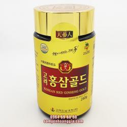 Cao hồng sâm Hàn Quốc 6 năm tuổi lọ 240g
