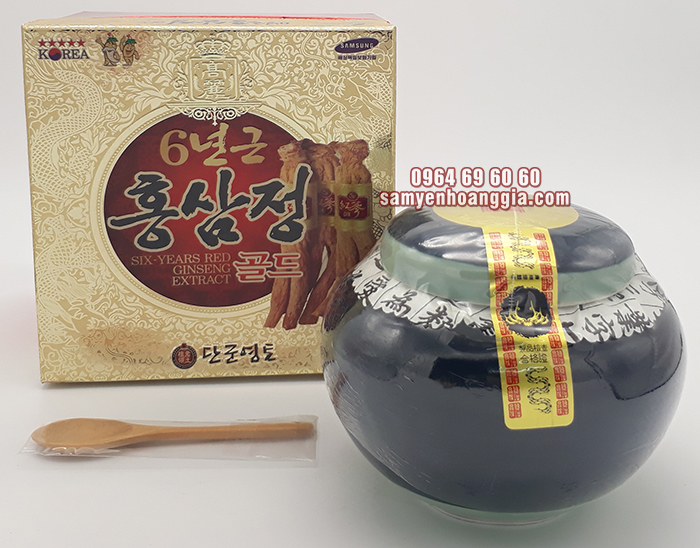 Cao hồng sâm Kanghwa Hàn Quốc hũ 1 kg