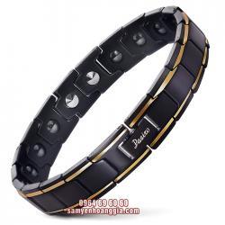 Vòng đeo tay điều hòa huyết áp Nhật Bản cho nam HG01V