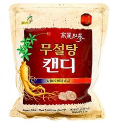 Kẹo sâm Hàn Quốc không đường 500g loại tốt