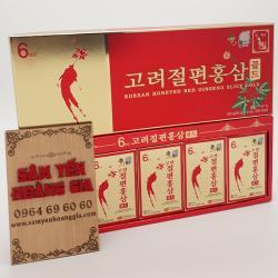 Sâm lát tẩm mật ong Hàn Quốc KGS hộp 100g