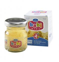 Tổ yến chưng bổ sung dinh dưỡng cho trẻ em - Babi Bird