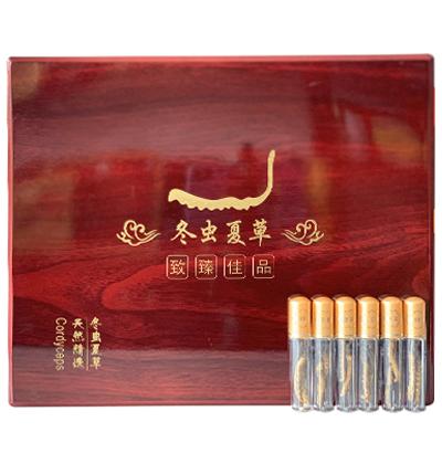 Đông trùng hạ thảo Tây Tạng thiên nhiên 40 con 10gram Con trung