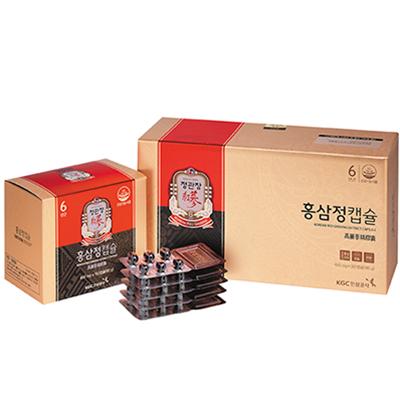 Hộp Quà Tết Viên hồng sâm chính phủ Cheong Kwan Jang 2 hộp x 150 viên