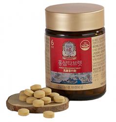 Viên bột nén hồng sâm chính phủ KGC Cheong Kwan Jang nguyên chất 100%