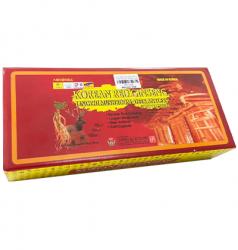 Viên đạm hồng sâm nhung hươu linh chi 120 viên Hàn Quốc