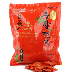 Kẹo hồng sâm Hàn Quốc 250g - Chiết xuất sâm 6 năm tuổi