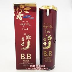 Kem lót nền chống nắng BB cream Hồng sâm đỏ My Gold Hàn Quốc SPF45 PA++