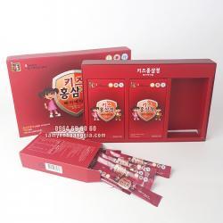 Nước hồng sâm baby SangA Hàn Quốc cho trẻ biếng ăn hộp 30 gói