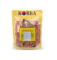 Nấm linh chi đỏ Hàn Quốc thái lát bịch 500g