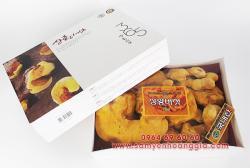 Nấm Linh Chi Thượng Hoàng Hàn Quốc 365 chính hãng hộp 500g