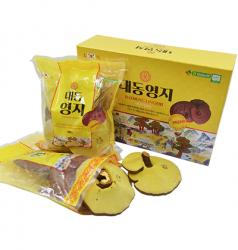 Nấm Linh Chi Hàn Quốc Imsil Nguyên Tai Hộp 1kg