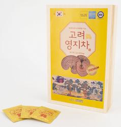 Trà Linh chi Korean Linhzhi Tea 100 gói