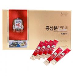 Bột Hồng Sâm Chính Phủ Limited 60 gói