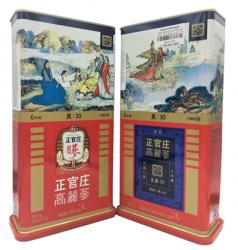 Hồng Sâm Củ Khô Cheong Kwan Jang 300g số 30 - 19 củ