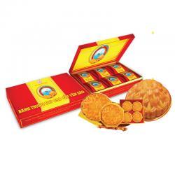 Bánh trung thu Yến Sào nhân mềm hộp 6 bánh x 200gr ( 3TC - 3M)