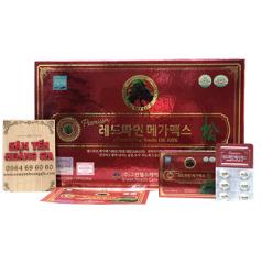 Viên Tinh Dầu Thông Đỏ Hàn Quốc Green Healthcare 120 Viên
