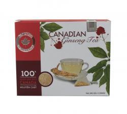 Trà sâm Canada túi lọc hộp 12 gói