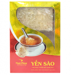 Yến Sào Tinh Chế Sợi Nutri Nest hộp nhỏ 5g